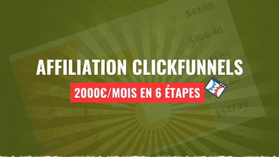 Avis Affiliation ClickFunnels